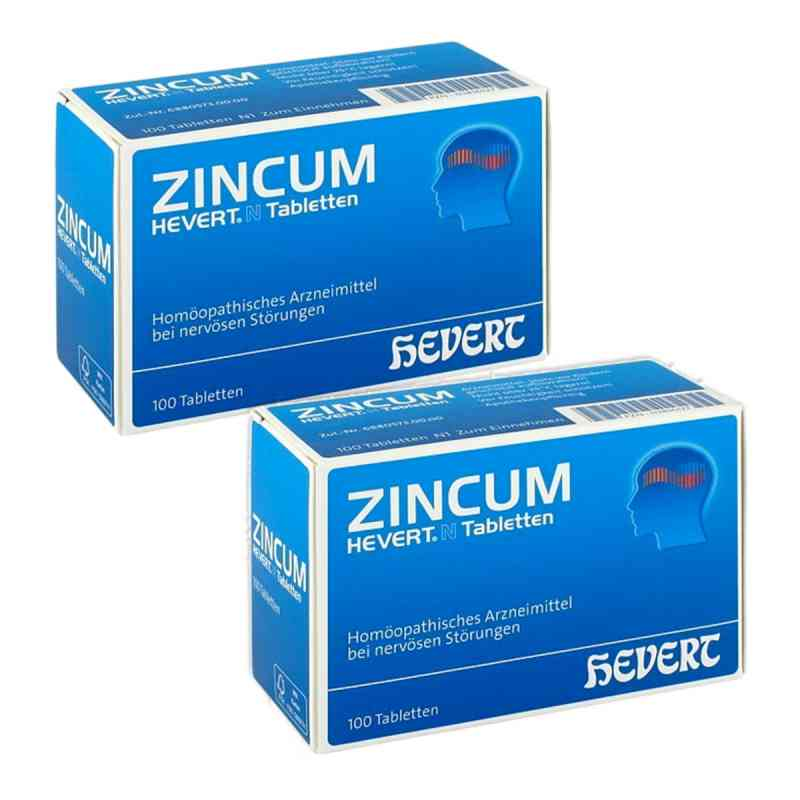 Zincum Hevert N Tabletten zamów na apo-discounter.pl