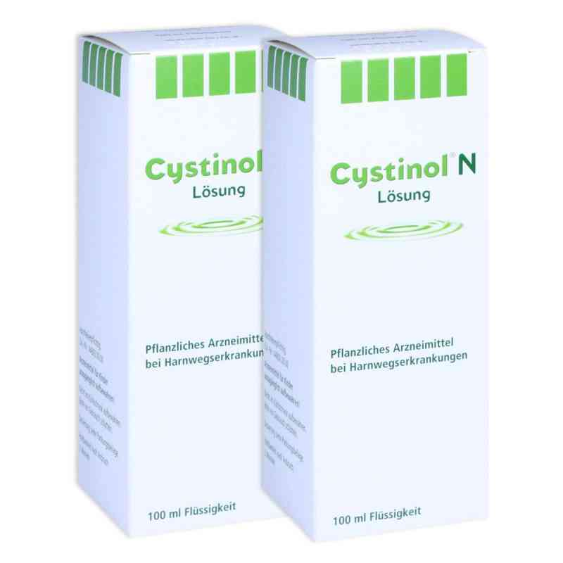 Cystinol N Lösung zamów na apo-discounter.pl