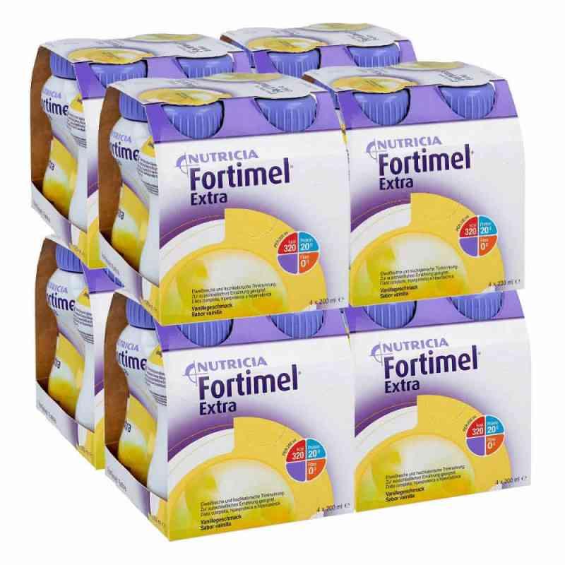 Fortimel Extra Vanillegeschmack  zamów na apo-discounter.pl