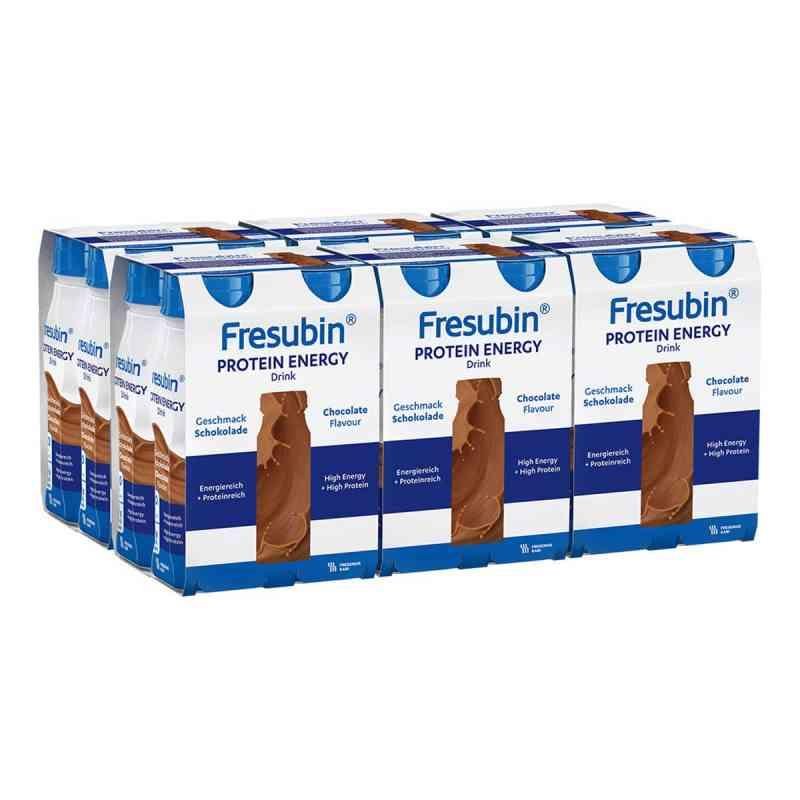 Fresubin Protein Energy Drink Schokol.trinkfl. zamów na apo-discounter.pl