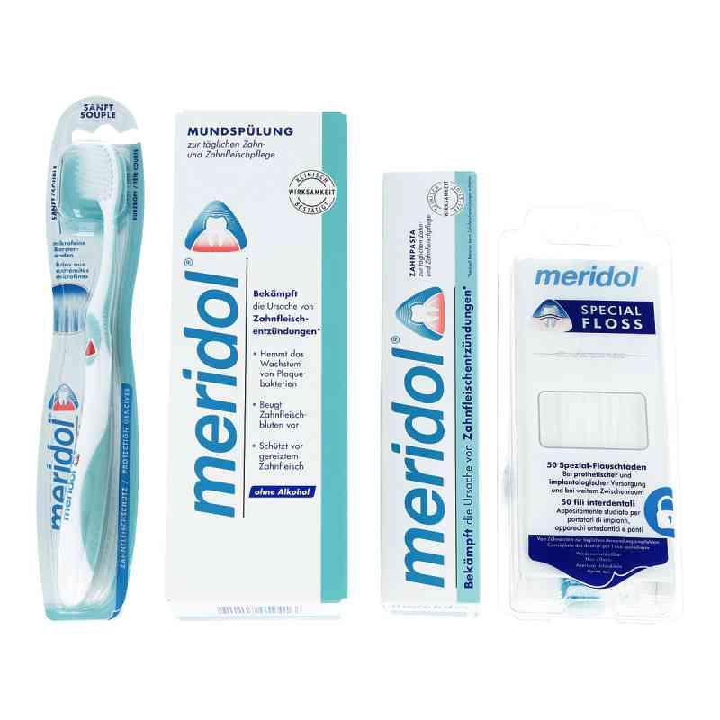 Zestaw Meridol do higieny jamy ustnej  zamów na apo-discounter.pl