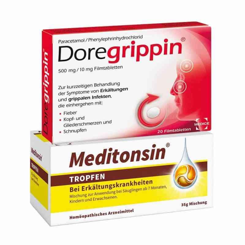 Meditonsin + Doregrippin  zamów na apo-discounter.pl