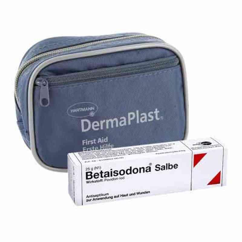 Dermaplast Erste Hilfe Set klein + Betaisodona Salbe zamów na apo-discounter.pl