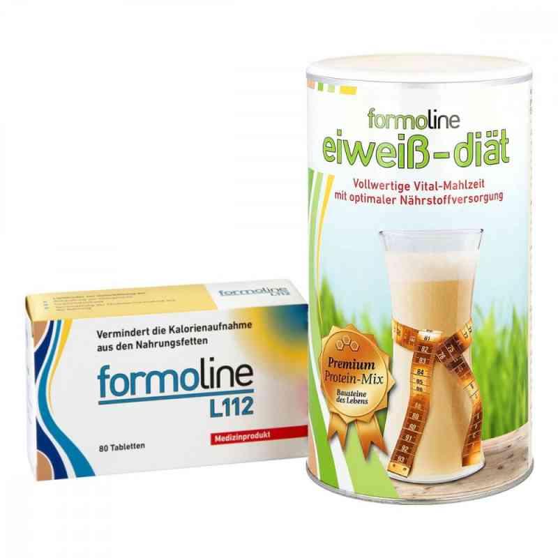 Formoline proszek + Formoline L112 tabletki 80szt. zestaw  zamów na apo-discounter.pl