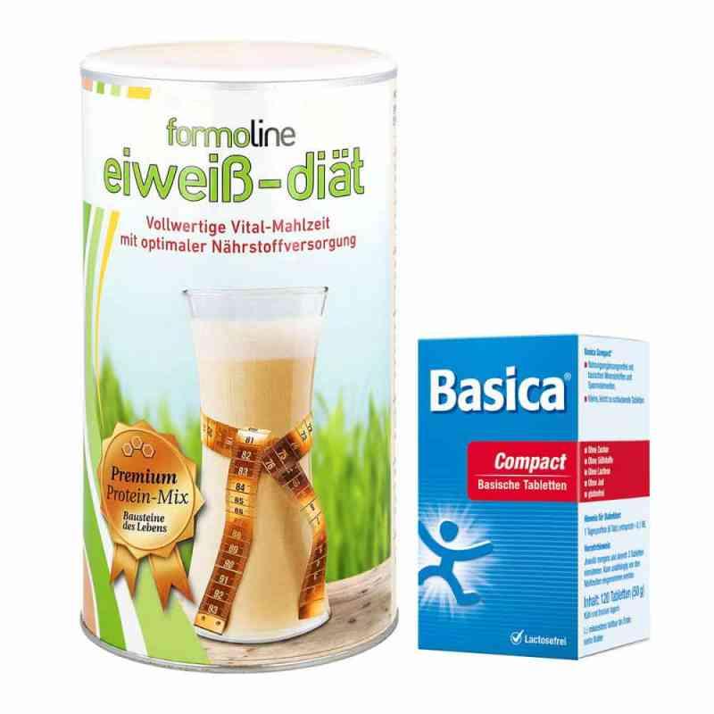 Zestaw Formoline proszek (480 g) + Basica Compact tabletki (120   zamów na apo-discounter.pl