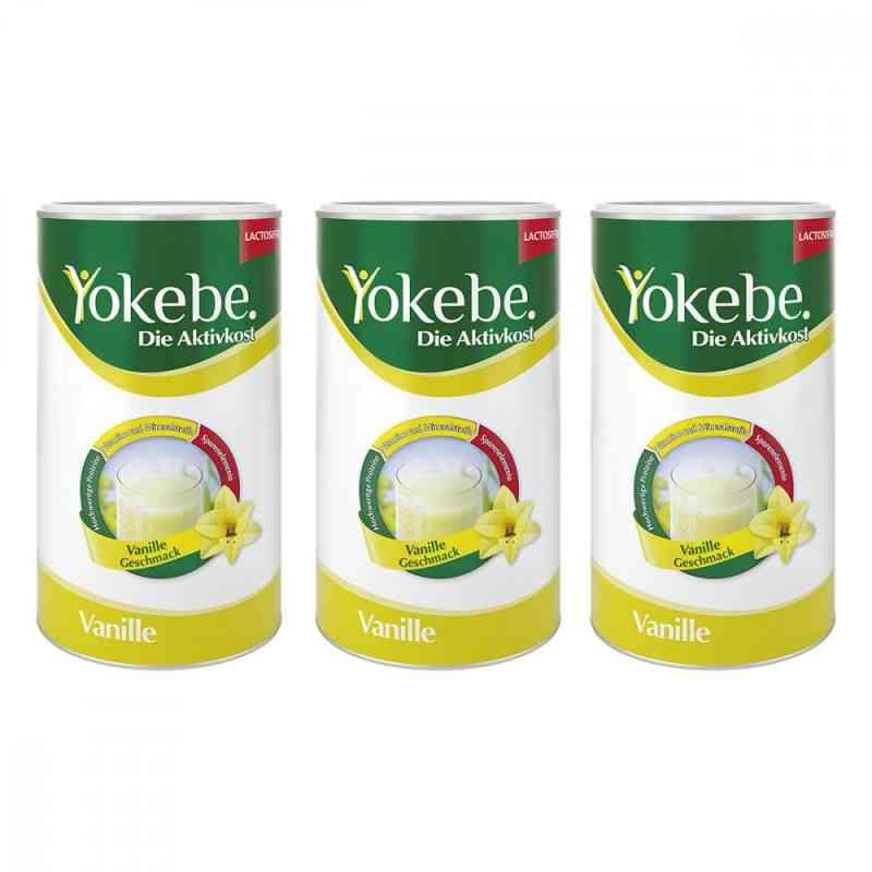 Yokebe bez laktozy koktajl na odchudzanie o smaku waniliowym zes zamów na apo-discounter.pl