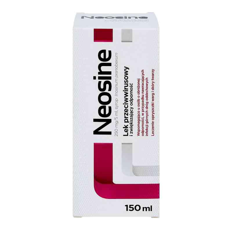 Neosine syrop  zamów na apo-discounter.pl