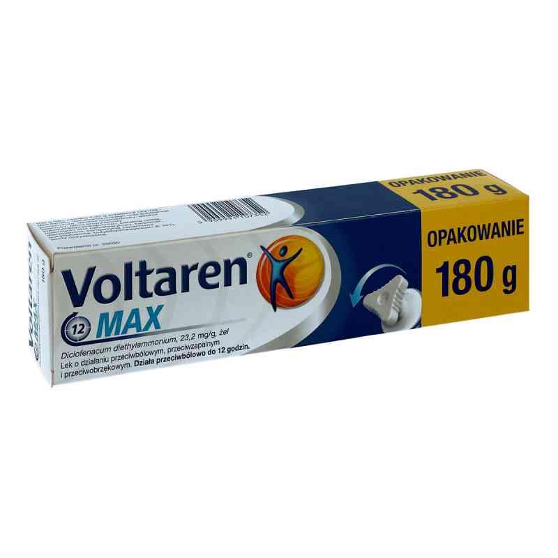 Voltaren MAX żel  zamów na apo-discounter.pl