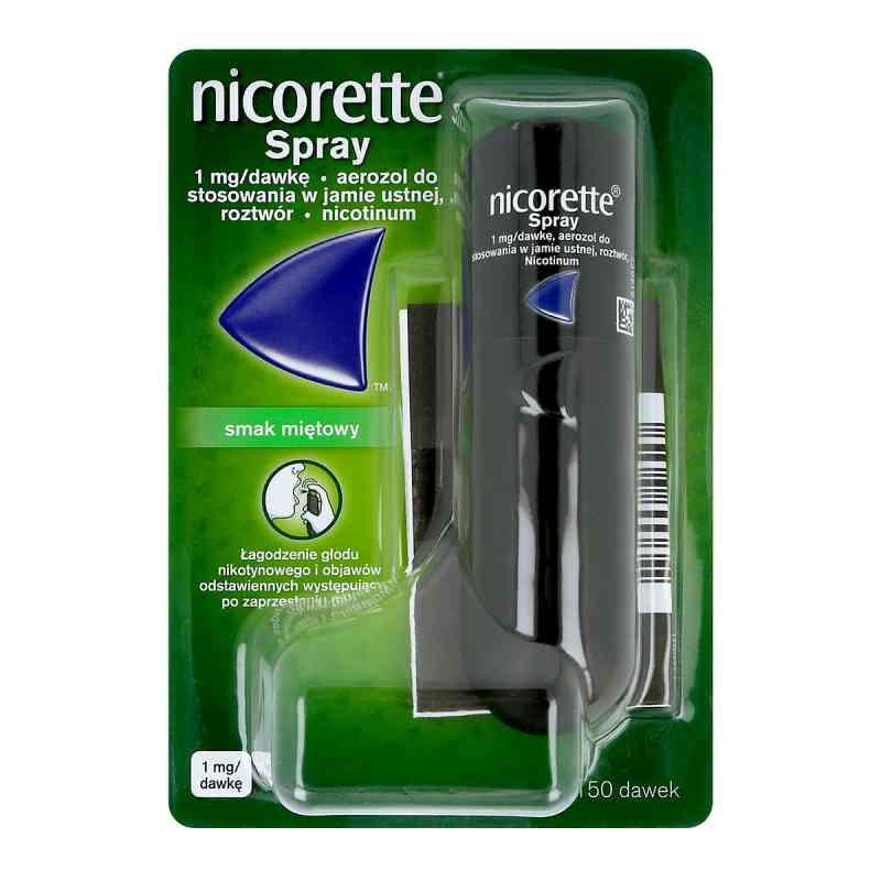Nicorette spray  zamów na apo-discounter.pl