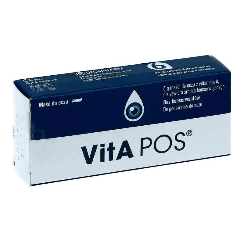 Vita-Pos maść oczna  zamów na apo-discounter.pl