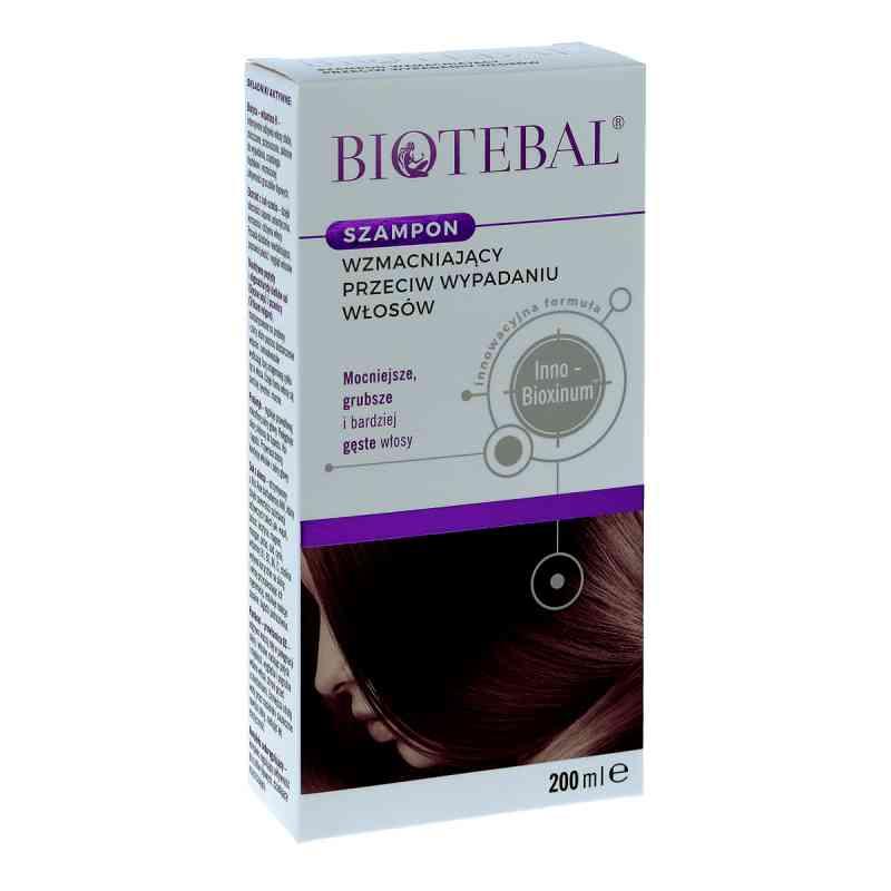 BIOTEBAL szampon przeciw wypadaniu włosów  zamów na apo-discounter.pl