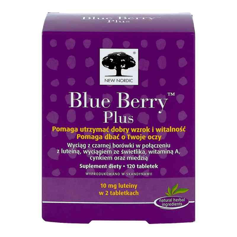 Blue Berry Plus  zamów na apo-discounter.pl