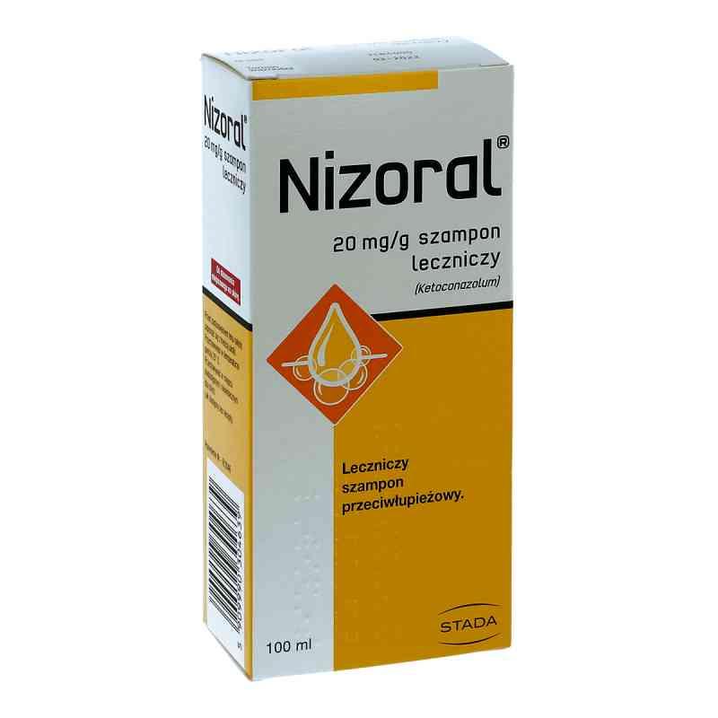 Nizoral szampon przeciwłupieżowy 20 mg/g  zamów na apo-discounter.pl