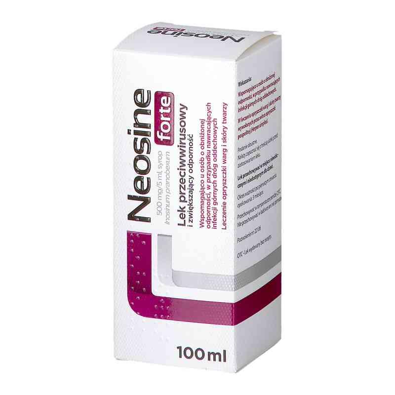 Neosine Forte syrop  zamów na apo-discounter.pl