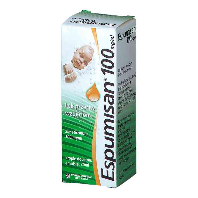 Espumisan 100 mg/ml  zamów na apo-discounter.pl