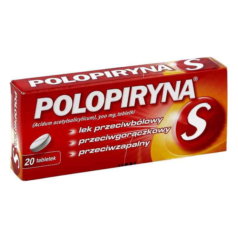 Polopiryna S tabletki  zamów na apo-discounter.pl