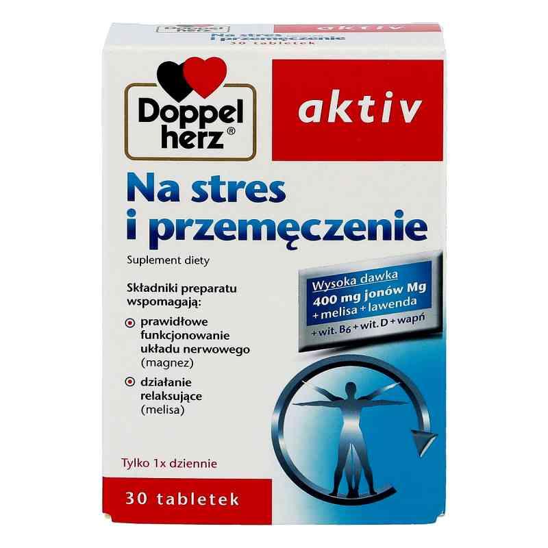Doppelherz aktiv Na stres i przemęczenie tabletki  zamów na apo-discounter.pl