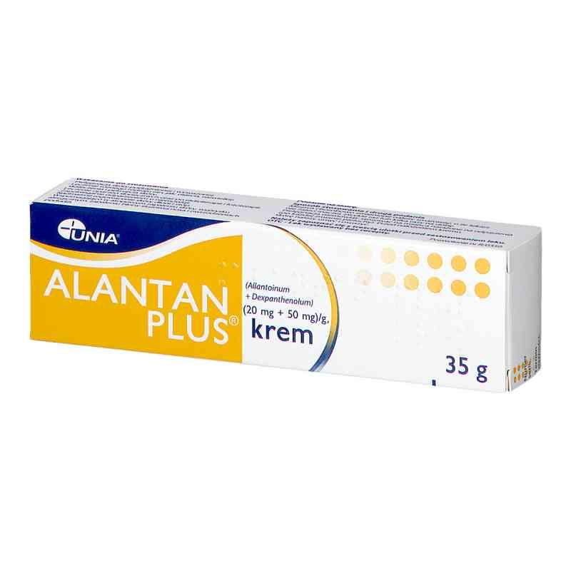 Alantan Plus krem (20mg+50mg/g)  zamów na apo-discounter.pl
