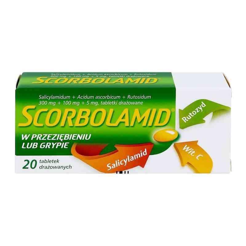 Scorbolamid drażetki  zamów na apo-discounter.pl