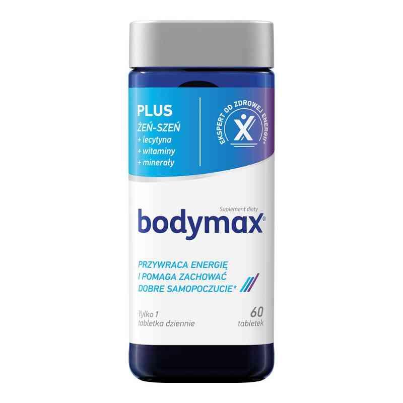 Bodymax Plus tabletki  zamów na apo-discounter.pl