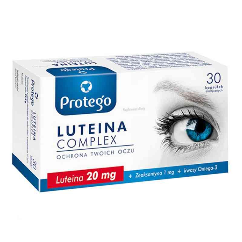 Protego Luteina Complex kapsułki  zamów na apo-discounter.pl