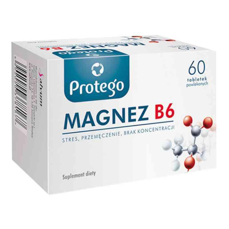 Protego Magnez B6 tabletki  zamów na apo-discounter.pl