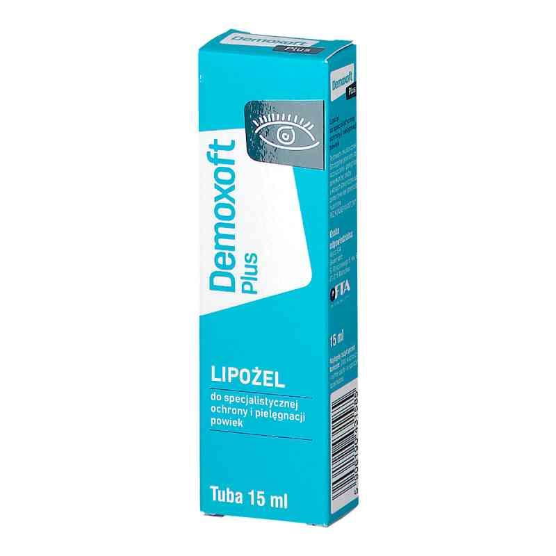 Demoxoft Lipożel  zamów na apo-discounter.pl