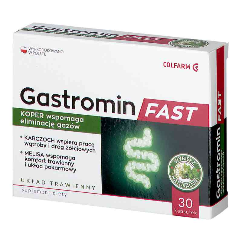 Gastromin Fast  zamów na apo-discounter.pl