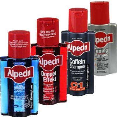 Zestaw Alpecin zdrowe i mocne włosy  zamów na apo-discounter.pl