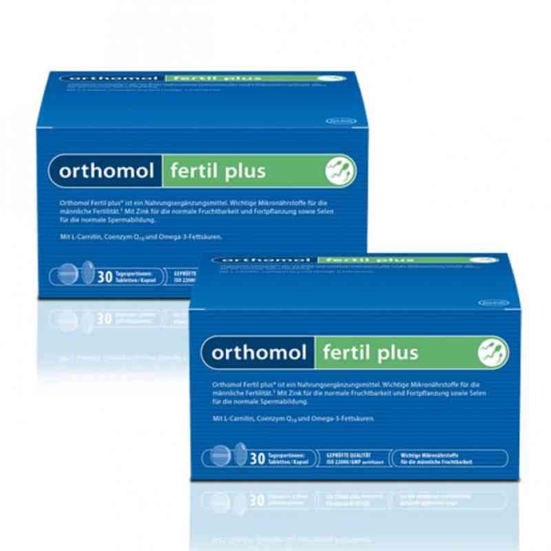 Orthomol Fertil Plus kapsułki+tabletki zamów na apo-discounter.pl