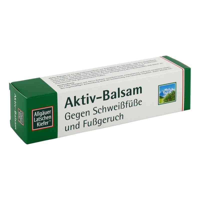 Allgaeuer Latschenk. Aktiv Balsam  zamów na apo-discounter.pl