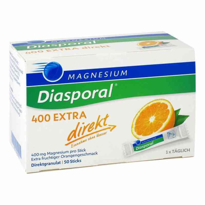 Magnesium Diasporal 400 Extra direkt Magnez granulat  zamów na apo-discounter.pl