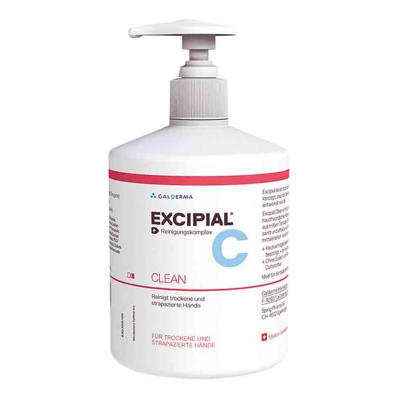 Excipial Clean mydło w płynie   zamów na apo-discounter.pl