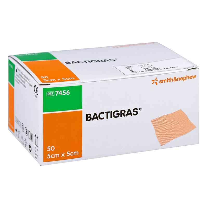 Bactigras antiseptische Paraffingaze 5mx5cm  zamów na apo-discounter.pl