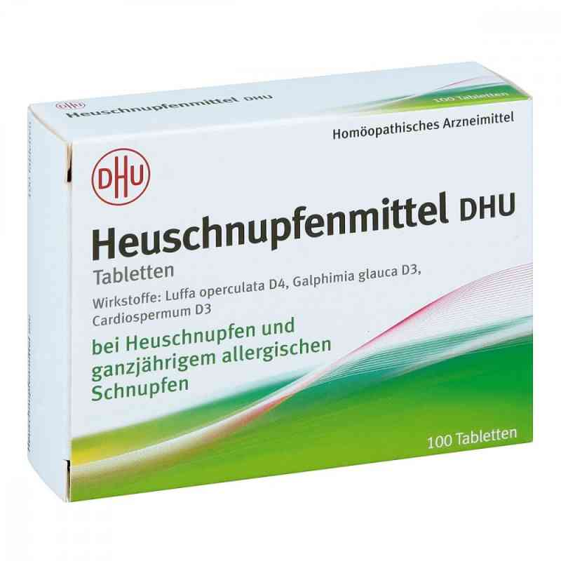 DHU preparat na katar sienny, tabletki zamów na apo-discounter.pl