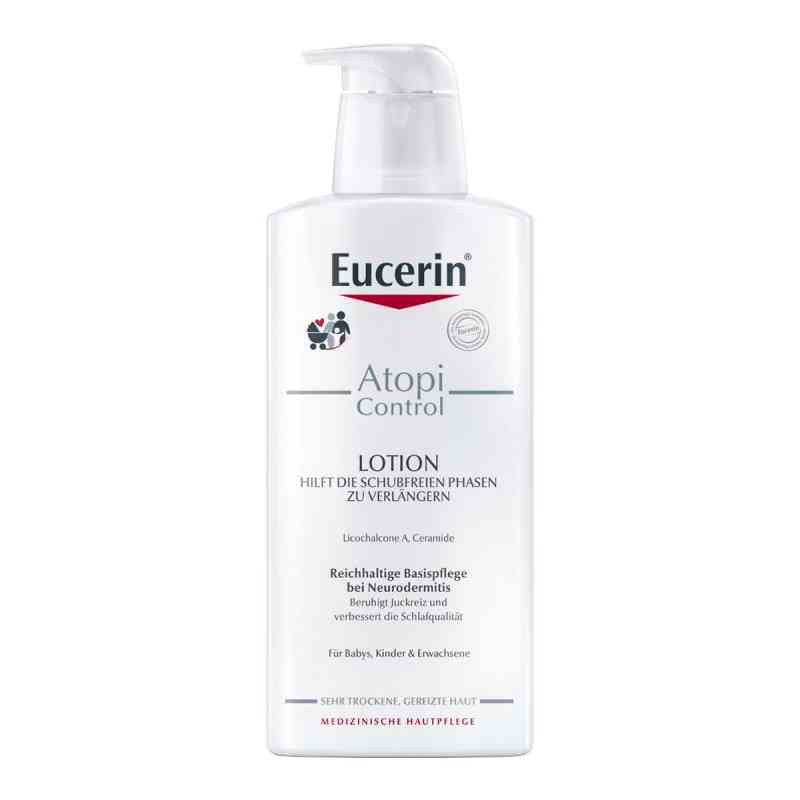 Eucerin Atopicontrol balsam do skóry atopowej  zamów na apo-discounter.pl