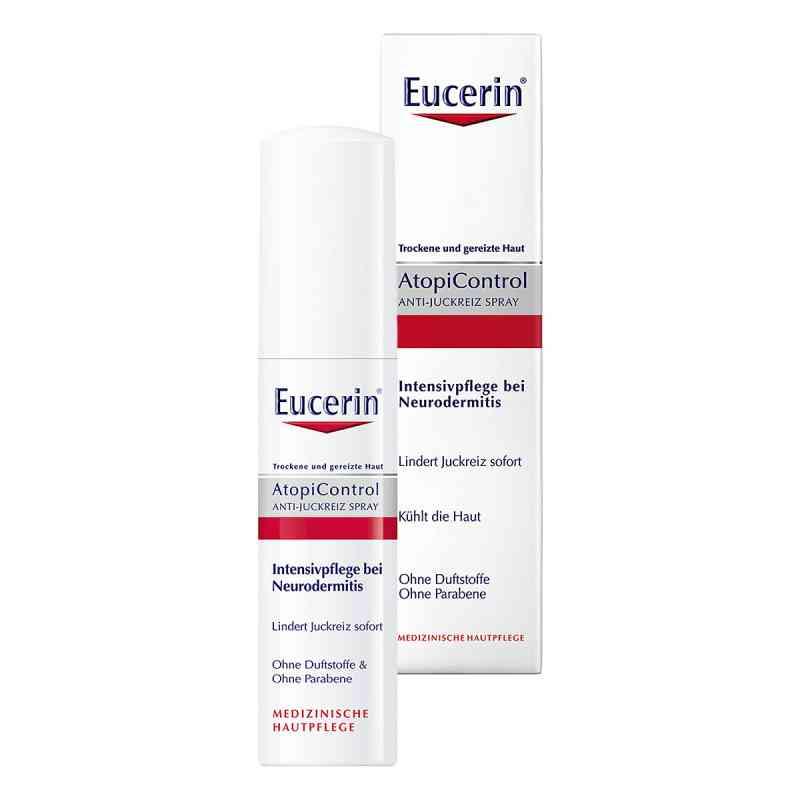 Eucerin Atopicontrol spray redukujący swędzenie  zamów na apo-discounter.pl
