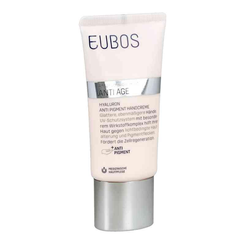 Eubos Hyaluron Anti Pigment krem do rąk SPF15  zamów na apo-discounter.pl
