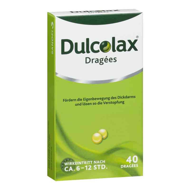 Dulcolax Dragees magensaftresistente Tabletten zamów na apo-discounter.pl