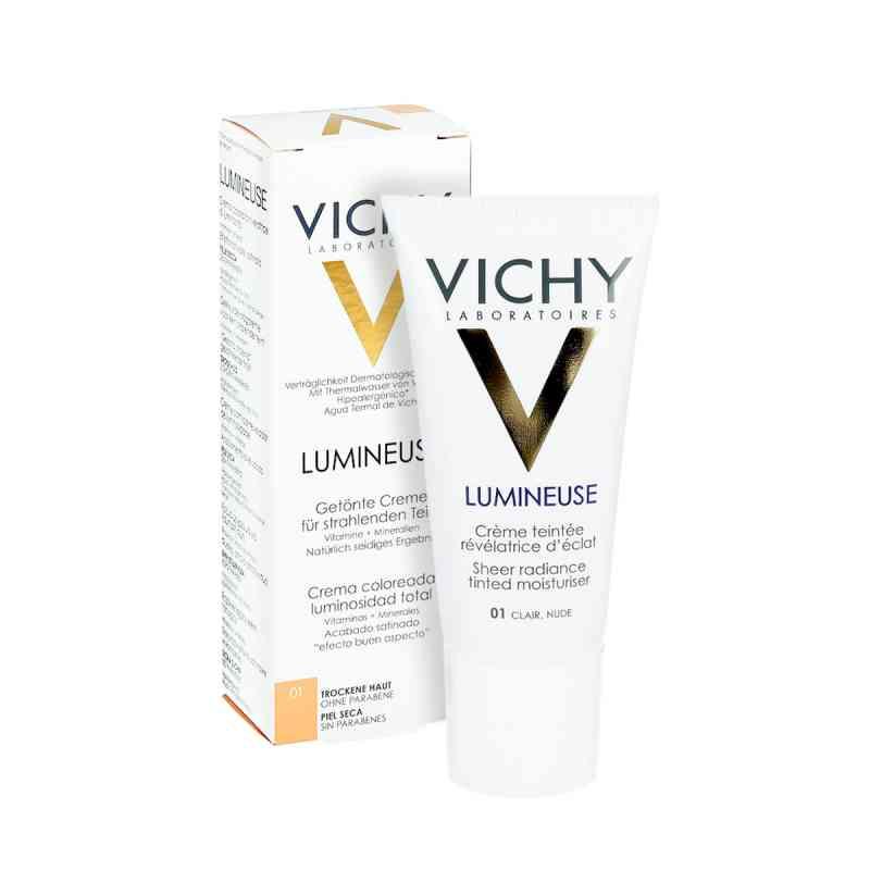 Vichy Lumineuse 01 Claire satin cera sucha  zamów na apo-discounter.pl