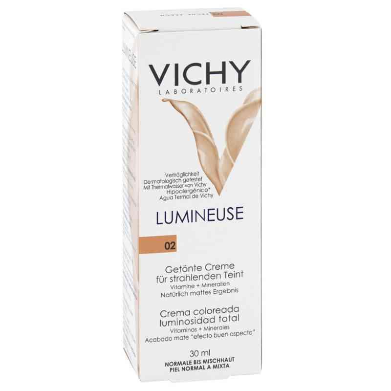 Vichy Lumineuse 02 Peche mate cera normalna i mieszana  zamów na apo-discounter.pl