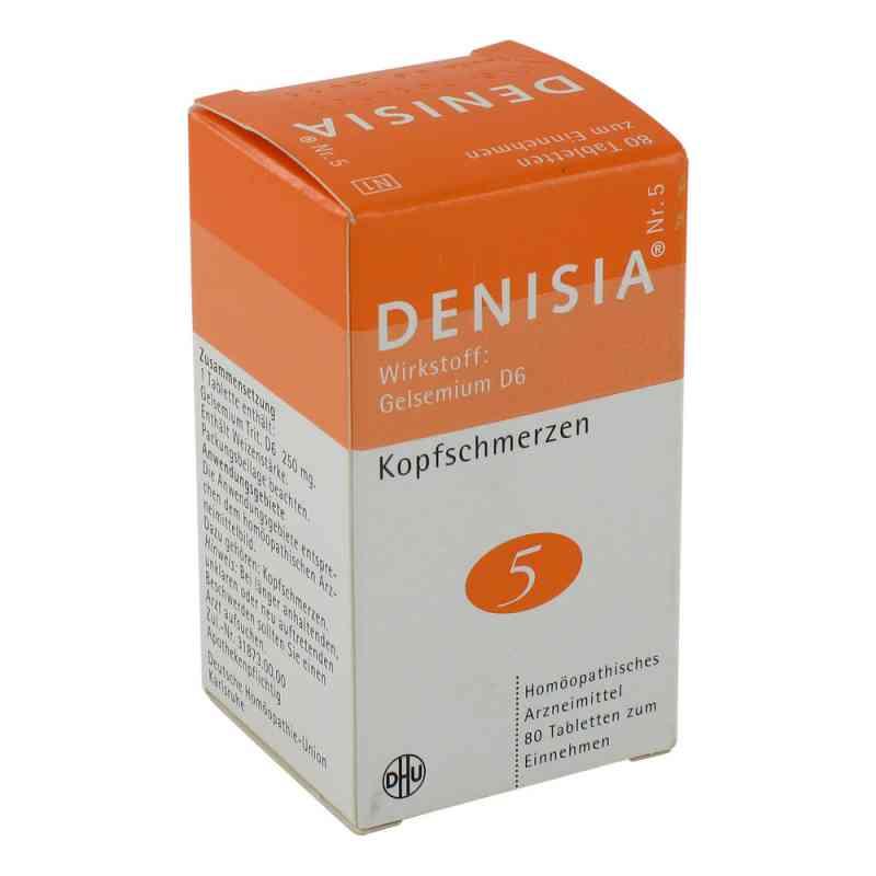 Denisia 5 Kopfschmerzen Tabl. zamów na apo-discounter.pl