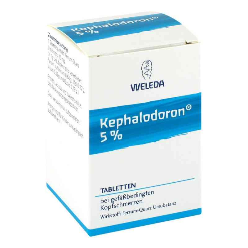 Kephalodoron 5% Tabl.  zamów na apo-discounter.pl