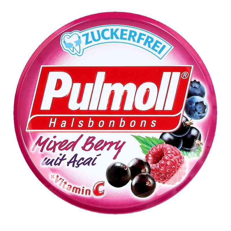 Pulmoll Mixed Berry mit Acai + Vitamin C zuckerfr.  zamów na apo-discounter.pl