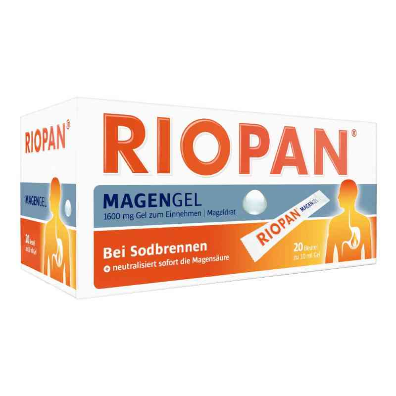 Riopan Magen Gel Stick-pack  zamów na apo-discounter.pl