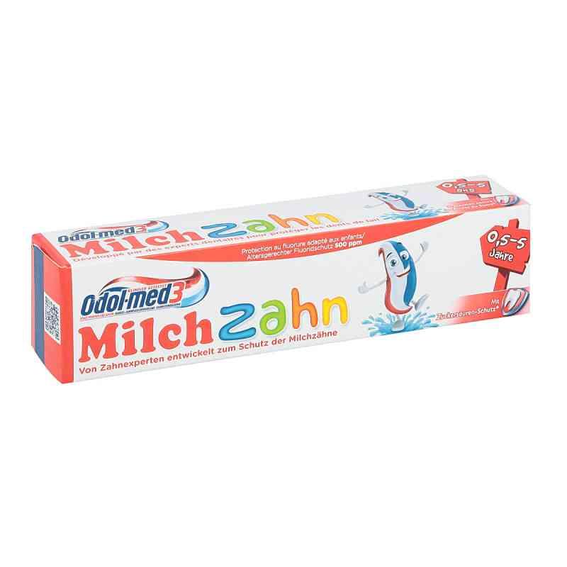 Odol Med 3 Milchzahn 3str.zahnp.pink/weiss/blau zamów na apo-discounter.pl