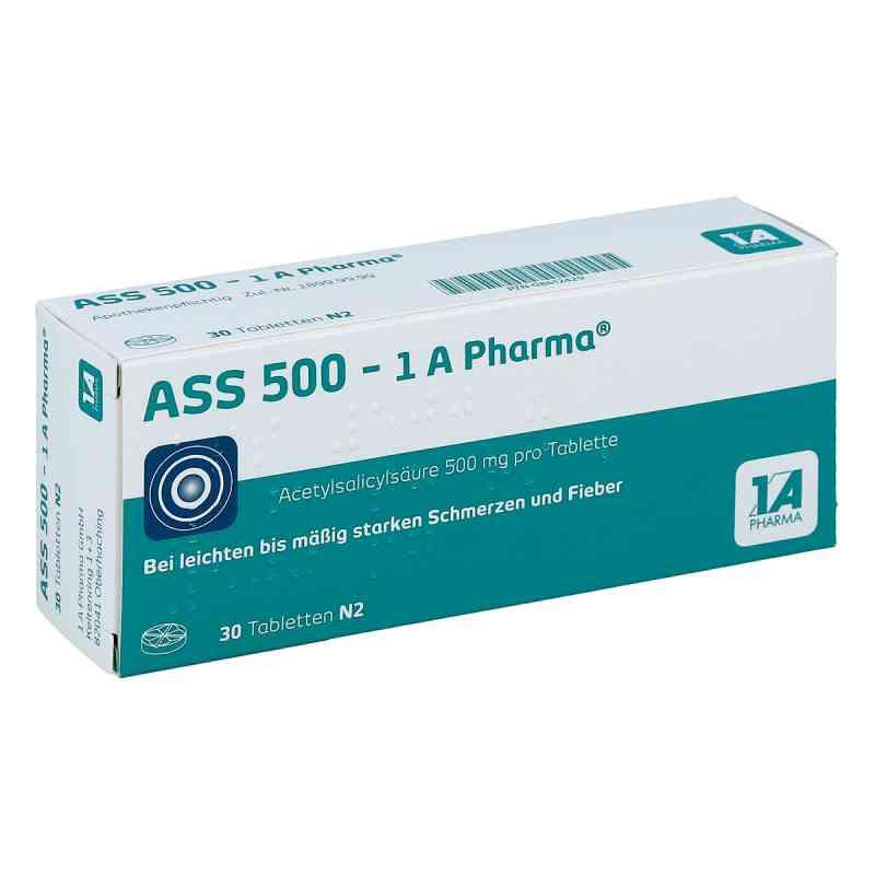 Ass 500 1a Pharma Tabl.  zamów na apo-discounter.pl