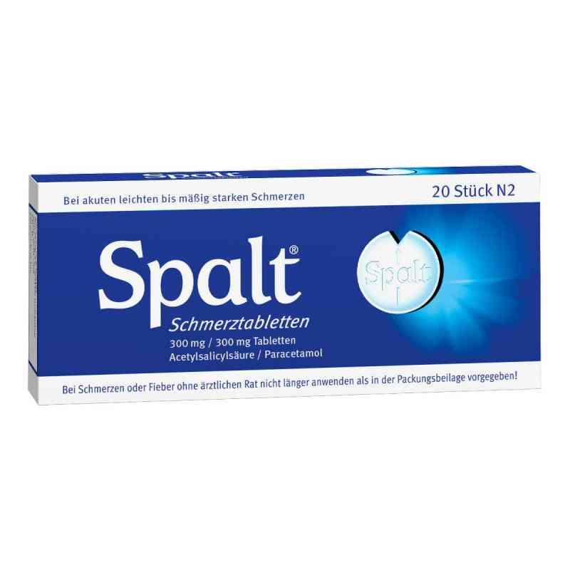 Spalt Schmerztabletten  zamów na apo-discounter.pl