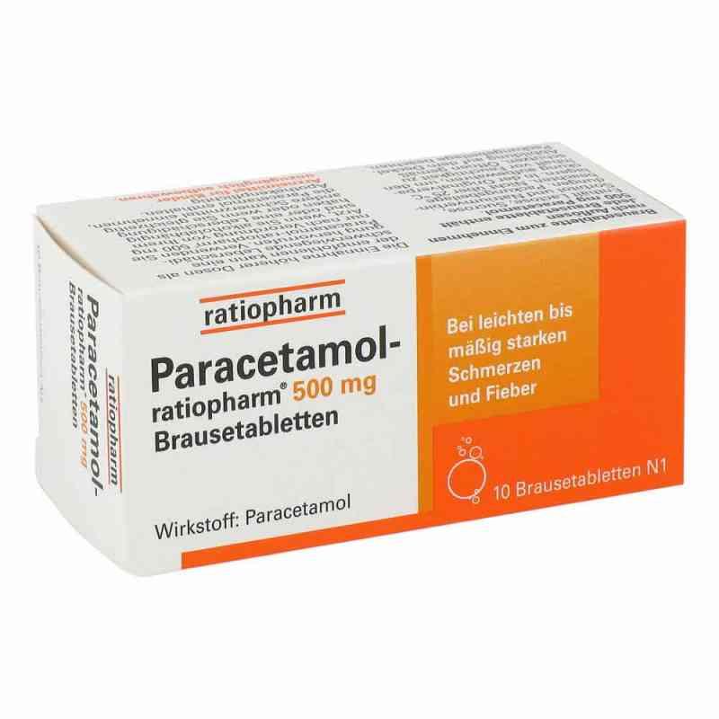 Paracetamol ratiopharm 500 mg Brausetabl. zamów na apo-discounter.pl