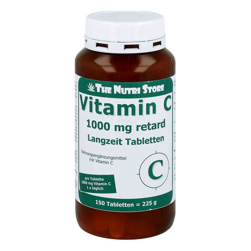 Vitamin C 1000 mg retard Langzeit Tabletten  zamów na apo-discounter.pl